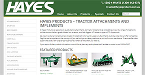 Hayes Products