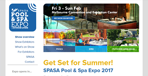 spa and pool show
